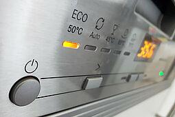 Aktuelle Haushaltsgeräte bieten Einsparpotenzial. Foto: cg