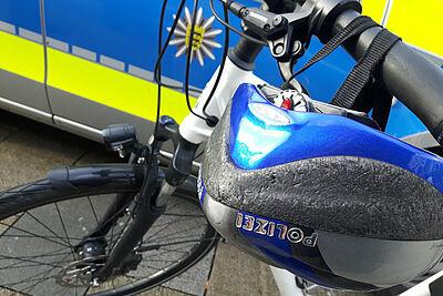 Polizei Karlsruhe. Foto: cg