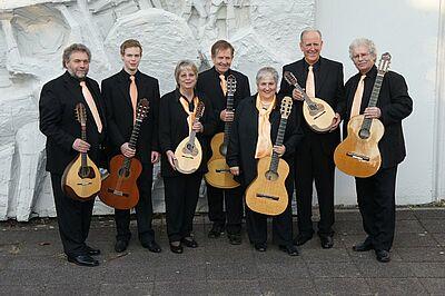Museumskonzert 2012 des Zupfensemble '81 Karlsruhe-Durlach