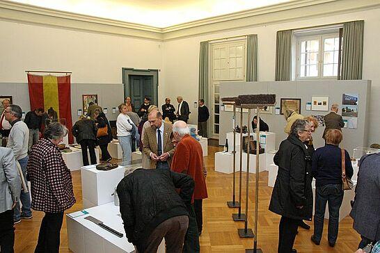 """10 Pfinzgaumuseum: """"Durlach gesucht!"""" - Die Ausstellung """"Durlach gesucht! Menschen, Dinge und Geschichten"""" ist noch bis zum 23. März 2014 zu sehen. (27 Fotos)"""