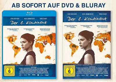 Jetzt auf auf DVD und BlueRay. Grafik: pm