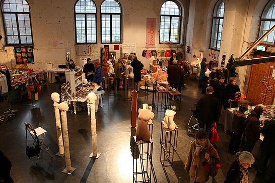 """06 ARTVENT#8 - Zum 8. Mal lud der Verein """"Die Orgelfabrik - Kultur in Durlach e.V."""" Kunsthandwerker/innen ein. (45 Fotos)"""