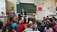Bundesweiter Vorlesetag 2018 – Pestalozzischule Durlach im Lesefieber. Fotos: pm