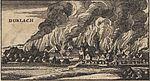 Brand von Durlach, 1689