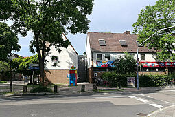 Ein Ort der Begegnungen und des Lernens: das Kinder- und Jugendhaus in Durlach. Foto: om
