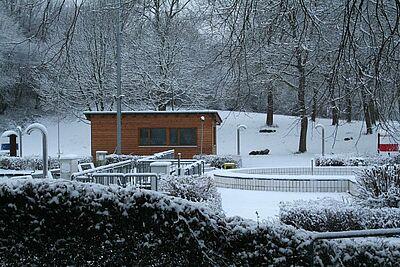 Wölfle-Planschbecken wird saniert. Foto: pm