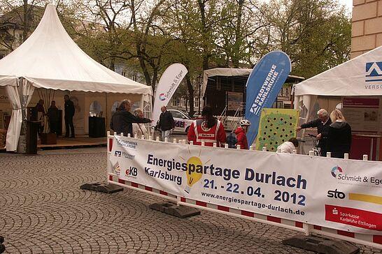 21 Energiespartage Durlach - Trotz kräftiger Regenschauer, Hagel und mäßigen Temperaturen waren die Energiespartage in Durlach auch 2012 wieder ein voller Erfolg. (54 Fotos)