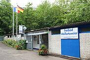 Rückenwind für die Sanierung der Sanitäranlagen im Wölfle-Freibad gibt es durch eine Spende der Bosch-Belegschaft. Foto: pm