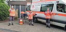 Deutsches Rotes Kreuz - Ortsverein Durlach e.V. Foto: pm