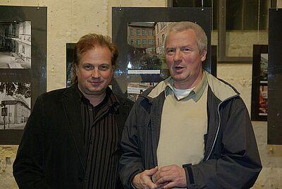Fotoausstellung über Durlach in der Orgelfabrik