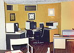 Hier wurde am 1. Oktober 1983 der Verlag gegründet