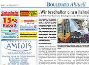 Boulevard Baden - Ausgabe Durlach und Umgebung | 14. Februar 2010