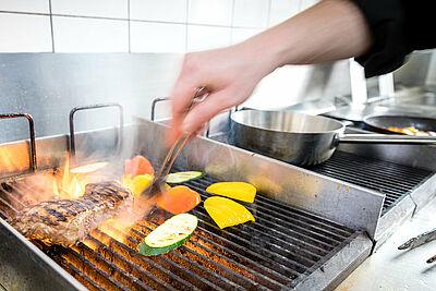 Die Gastronomen in Durlach können aufatmen: Ab dem 18. Mai dürfen sie wieder öffnen. Foto: cg