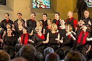 """""""spirited voices"""" - Gospel- und Jazzchor Karlsruhe. Foto: pm"""