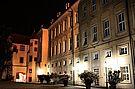 Schloss bei Nacht