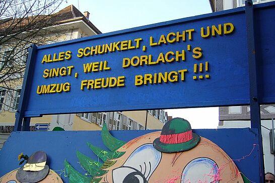 03 Fastnachtsumzug - Als Besuchermagnet für die Markgrafenstadt zieht der Durlacher Fastnachtsumzug jedes Jahr am Fastnachtssonntag durch die Durlacher und Auer Straßen. (84 Fotos)