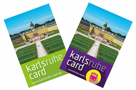 Die Karlsruhe Card - Ein Angebot der KTG Karlsruhe Tourismus GmbH