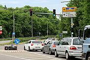 Teile der B3 und der Fiduciastraße bekommen neuen Belag. Foto: cg