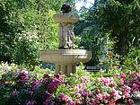 Rosengarten. Foto: cg
