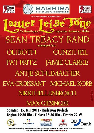 """Lauter Leise Töne"" - Die Charity Gala 2011"