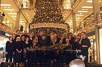 Weihnachtsbühne 2007