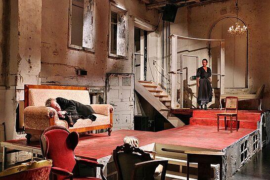 """11 Theater in der Orgelfabrik: """"Das Haus in der Rue Morgue"""" - Auch in diesem Jahr freut sich das Ensemble, seine Gäste in der Durlacher Orgelfabrik begrüßen zu dürfen. (77 Fotos)"""