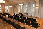 Bürgersaal im Rathaus. Foto: pm