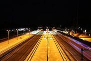 Bahnhof Durlach: Nur Fernzüge sind von der Zeitumstellung betroffen. Foto: cg