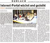 Wochenblatt vom 23. Januar 2008