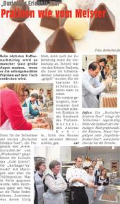 Wochenblatt - Das Journal für die Region | 25. April 2012