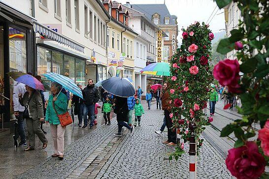 "September - Durlach feiert Residenzverlegung, ""Feschtles-Marathon"" um den Verkaufsoffenen Sonntag und der 109. Kruschtlmarkt (3 Galerien)"
