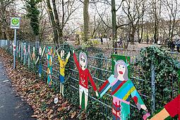 """Statt """"Elterntaxi"""": Der Schulweg zu Fuß fördert bei Kindern die Selbständigkeit. Foto: cg"""