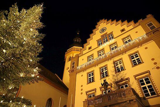 16 Adventsstimmung in Durlach: Weihnachtsbeleuchtung und Weihnachtsmarkt - Die alte Markgrafenstadt versprüht in der Vorweihnachtszeit eine ganz besondere Stimmung. (33 Fotos)