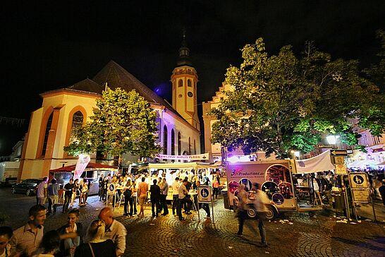 01 Durlacher Altstadtfest – Freitagstour - Das 40. Durlacher Altstadtfest wurde am Freitag eröffnet, danach ging es auf Tour durch die Altstadt. (130 Fotos)