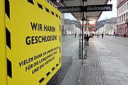 Erste Geschäfte mussten in Durlach bereits dauerhaft schließen. Foto: cg