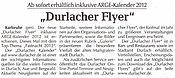 Der Kurier | 05. Januar 2012