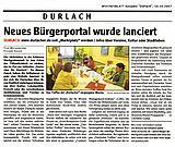 Wochenblatt vom 10. Oktober 2007