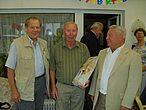 Werner Fleischmann 75 Jahre