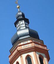 Stadtkirche Durlach. Foto: cg
