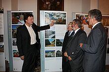 Delegation informierte auf Einladung des Freundeskreises über Erhalt der Altbauquartiere