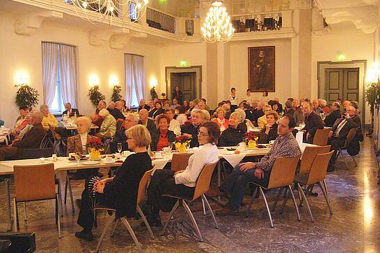 10 10 Jahre Seniorenbüro Durlach e. V. - Im Dezember feierte das Seniorenbüro Durlach e. V. sein 10-jähriges Jubiläum. (15 Fotos)