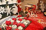 Weihnachtsmarkt im Rathaus. Foto: cg