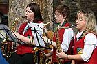 Der MV Aue beim Musikalischen Schlossgarten (cg)