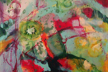 "Ausstellung ""Ingeborg Parma-Block"". Grafik: pm"