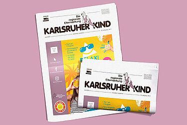 Karlsruher Kind: Ausgabe Juni 2020. Grafik: pm