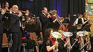 Mit Pauken und Trompeten - Neujahrskonzert des Musikforums Durlach. Foto: pm