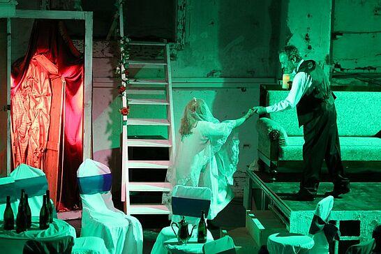 August - Auch in diesem Jahr freut sich das Ensemble, seine Gäste in der Durlacher Orgelfabrik begrüßen zu dürfen. (1 Galerie)
