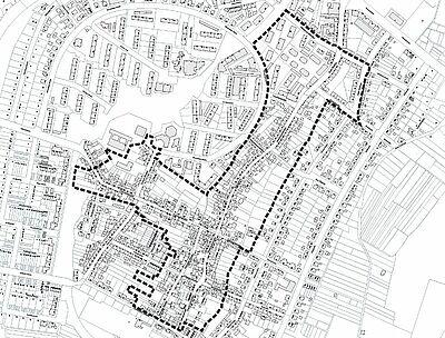 Stadtteilkonferenz zu Sanierungsgebiet Durlach-Aue. Grafik: pia