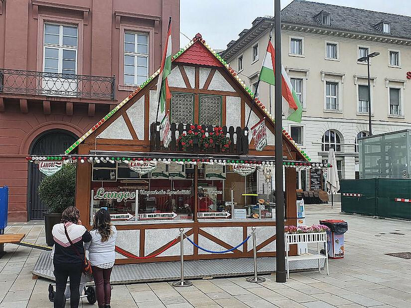 #DuFürDurlach: Sie finden uns auf dem Marktplatz Karlsruhe. Foto: pm
