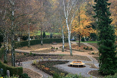 Bergfriedhof Durlach